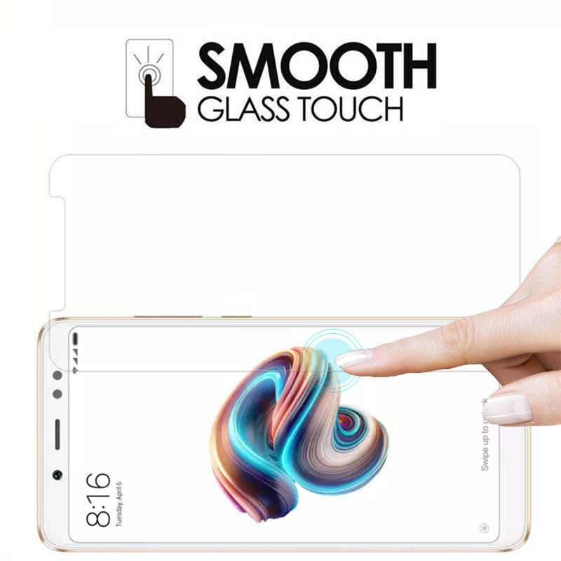 Vidrio templado para Xiaomi Redmi Note 5 6 Pro 5a 6a 4a 4x4 X A, vidrio protector en el Ksiomi rojo Mi no notas A4 A5 A6 X4 Note5