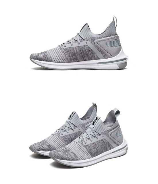 2018 New Arrival Original PUMA IGNITE Wear-Resisting Cushioning Men s shoes  Fleece leather Badminton Shoes Sneakers Size 40-44 cebe74463