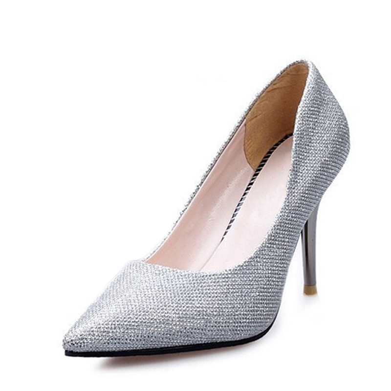 Silver Bling Shoes Promotion-Shop for Promotional Silver Bling ...