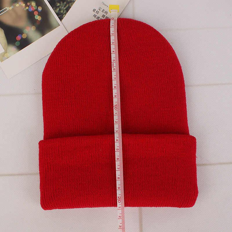 Billie Eilish Gorros Chapéus de Inverno para a Mulher Pouco do Homem Bordado Hop Beanie Bonnet Malha Caps Homem Outono Chapéu Feminino
