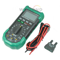 M039 New MASTECH MS8268 Auto Range Digital Multimeter DMM Ammeter Voltmeter Ohmmeter FREE SHIPPING