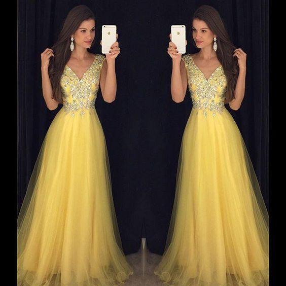 4bb10173012 ZTVitality 2018 Vestidos сексуальное однотонное желтое с v-образным вырезом  с открытой спиной длинное платье женские зимние платья модное праздничное .