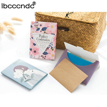 Blotting Control-Face-Tool Facial-Cleanser Oily Makeup-Tissue-Paper Oil-Absorbing Skin-Oil