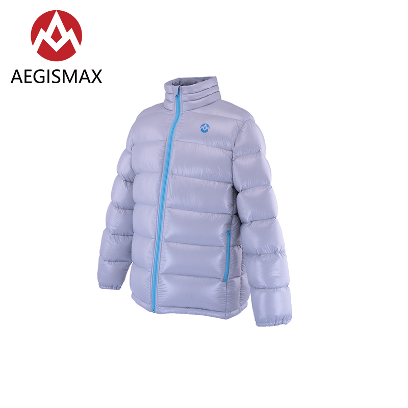 AEGISMAX 800FP vestes en duvet d'oie blanche Camping en plein air randonnée garder au chaud unisexe Ultra-léger - 5