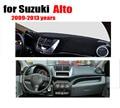 Evite pad luz do Painel Do carro adesivos Para Suzuki Alto 2009-2013 plataforma Instrumento almofada de mesa