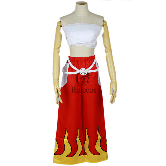 Fairy Tail Erza Scarlet Halloween Cosplay Costume