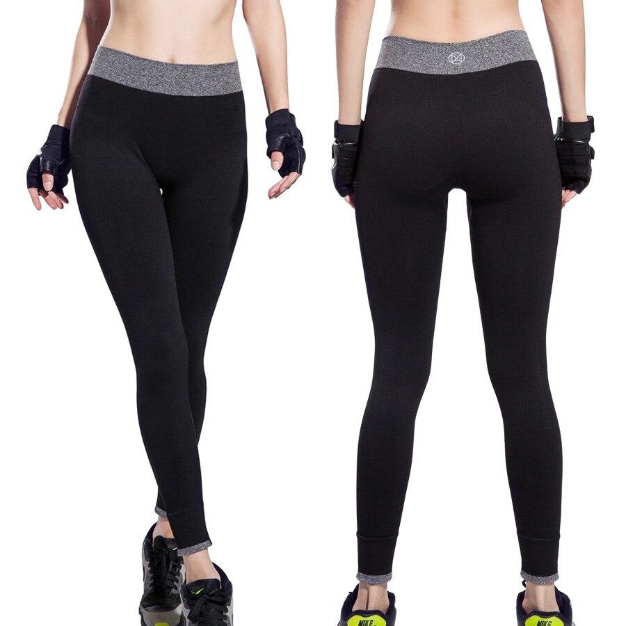 Лоскутная Одежда для фитнеса, женские леггинсы с высокой талией, штаны для тренировок, дышащие леггинсы для фитнеса - Цвет: Style 2 Black