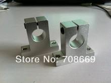 2pcs SK40 40mm Shaft Support CNC Router SH40A