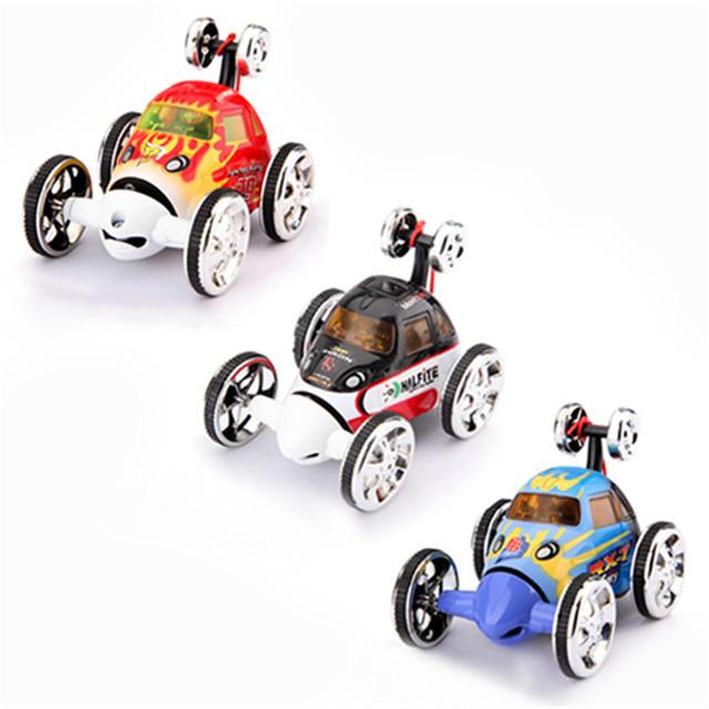 Alta qualidade de Mini RC 360 cavalinho Twister recarregável de controle remoto carro de brinquedo
