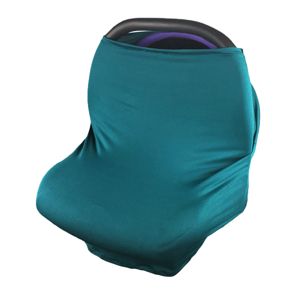Materity Top CarSeat Cover Canopy Nursing Cover Scarf Baby Stroller Cover Canopy