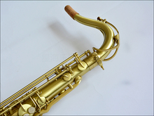 Salma tenor saxophone b brushed antique sax