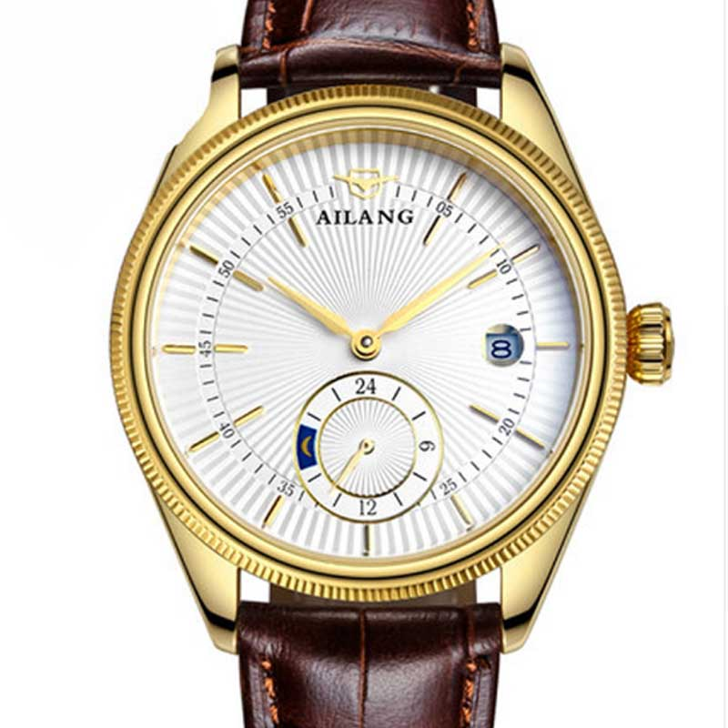 Top Brand AILANG fashion luxury automatic mechanical men