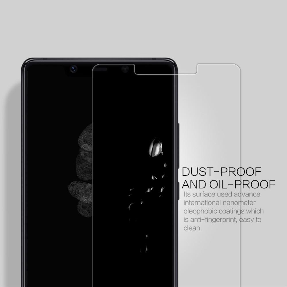 համար Xiaomi Mi 9 Lite Mi9T Mi9 Mi8 ապակե Nillkin 9H HD - Բջջային հեռախոսի պարագաներ և պահեստամասեր - Լուսանկար 6