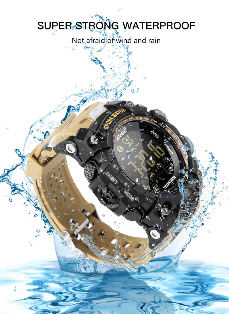 Smartwatch Multifunction Waterproof Smart Watch Men (18)