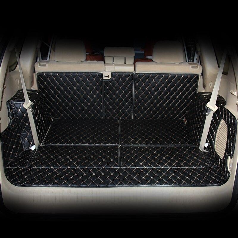 CHOWTOTO AA Tapetes para Automóviles Esteras de Tronco de Surround - Accesorios de interior de coche - foto 2