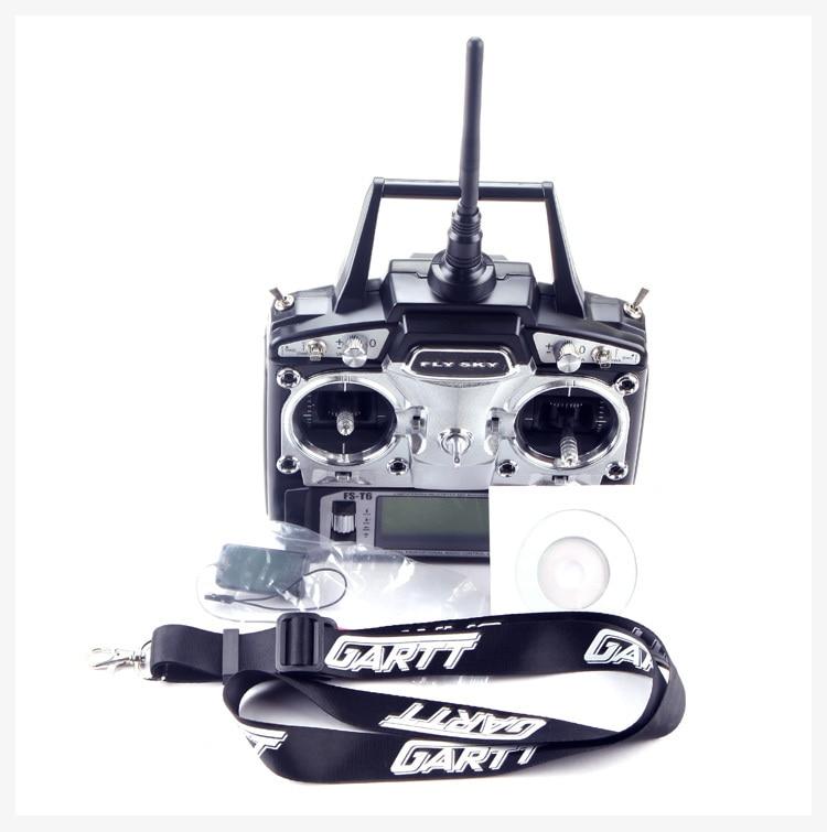 """Nemokamas pristatymas """"FlySky FS-T6 FS T6 2.4G"""" skaitmeniniu 6 - Nuotolinio valdymo žaislai - Nuotrauka 2"""