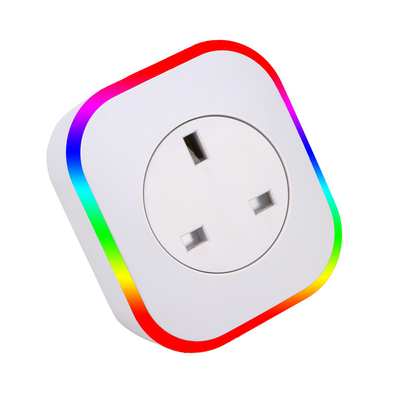 Furnishing Mobile Phone App Voice Timing Usb Remote Control European Rules And Regulations Socket Wifi Intelligence Socket in Electrical Sockets from Home Improvement