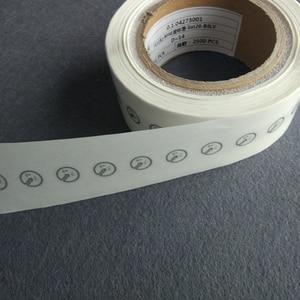 Image 2 - 860 960MHz מיני קצר טווח UHF RFID J41 מדבקה דביק פסיבי 6c RF כרטיס G2 תגים 100 יח\חבילה