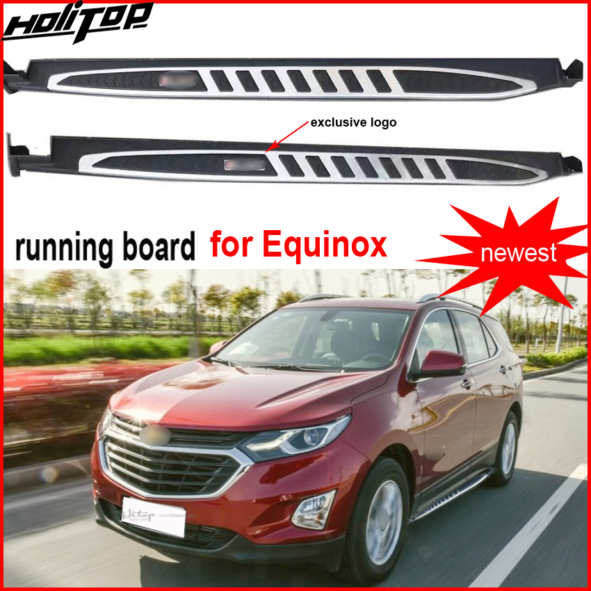 Chevrolet Equinox Suv: Hot Side Bar Step Running Board Foot Board For Chevrolet