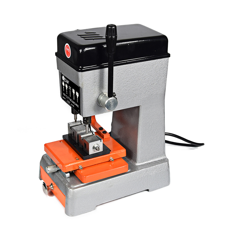High professional 998B universal key cutting machine 220V/50hz for door and car key machine locksmith tool-in Locksmith Supplies from Tools    3