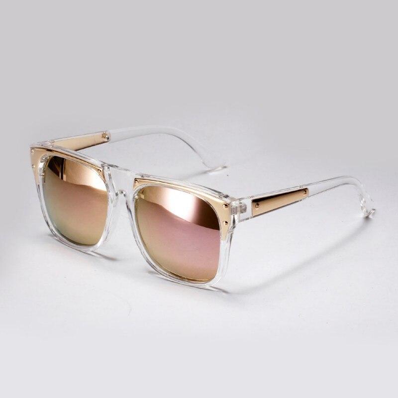 Vintage Women s Men s Sunglasses Goggles Mirror Reflective Lens Eyewear Sun Glasses 4 Colors Lunette