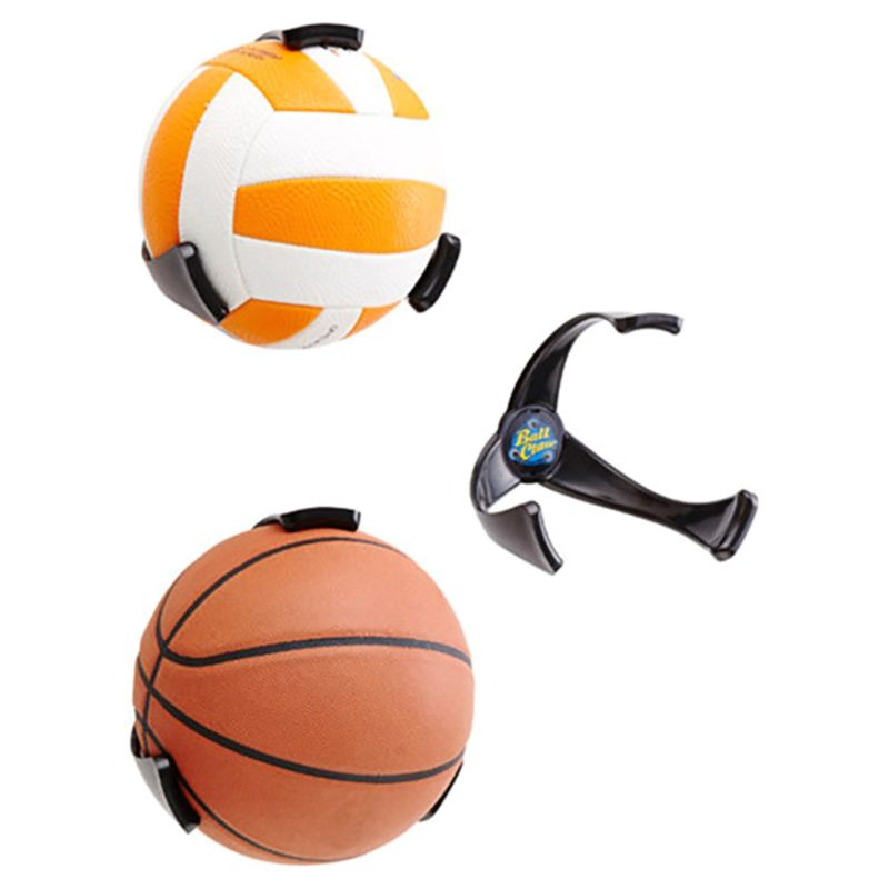 Ball Claw Basketball Holder Plastic Stand Support Basketball Football Soccer Rugby Standing Supplies Home Storage Holders New