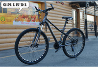 quality and reliable folding frame for bicycle with cast iron disks  mountain bike  road bike  27.5inches  24 speed  buffer fork|Bicycle|   -