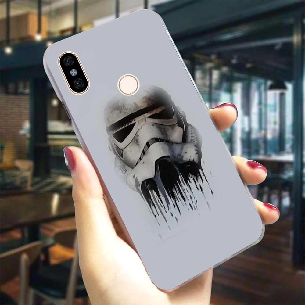 <font><b>STAR</b></font> <font><b>WARS</b></font> STORMTROOPE Phone <font><b>Cover</b></font> For <font><b>Redmi</b></font> <font><b>6</b></font> <font><b>Pro</b></font> Case S2 4X 4A 5 <font><b>6</b></font> 7 5 Plus/5A 6A GO <font><b>Note</b></font> 4 4X 3/5/<font><b>6</b></font>/7 <font><b>Pro</b></font> Hard Case image