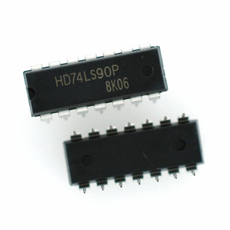 SN74LS90N INTEGRATED CIRCUIT