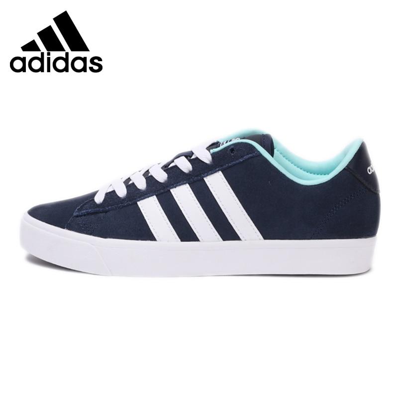 Prix pour Original Nouvelle Arrivée 2017 Adidas NEO Étiquette Femmes de Planche À Roulettes Chaussures Sneakers