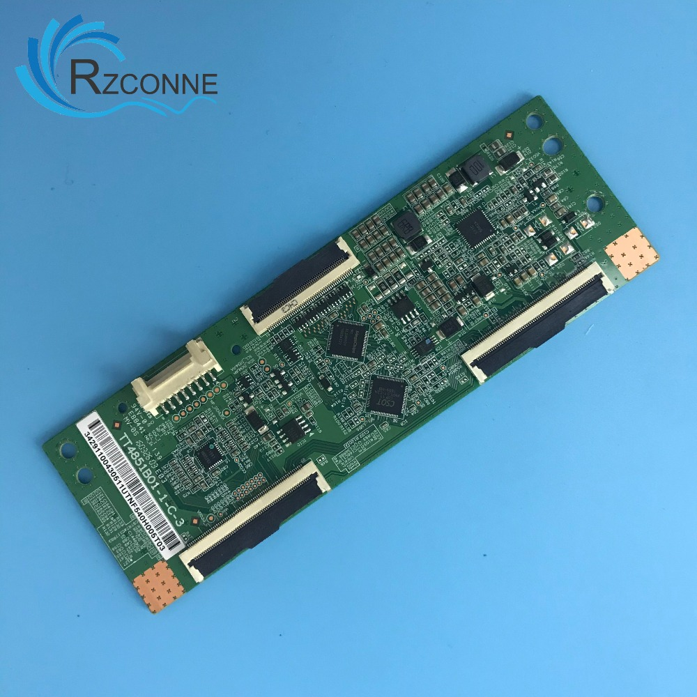Logic Board Card Supply For Samsung TT4851B01-1-C-3 UA49K5300AJXXZ T-con Board CY-FK049BNHV1H UE49K5100AK UE49K5510AK