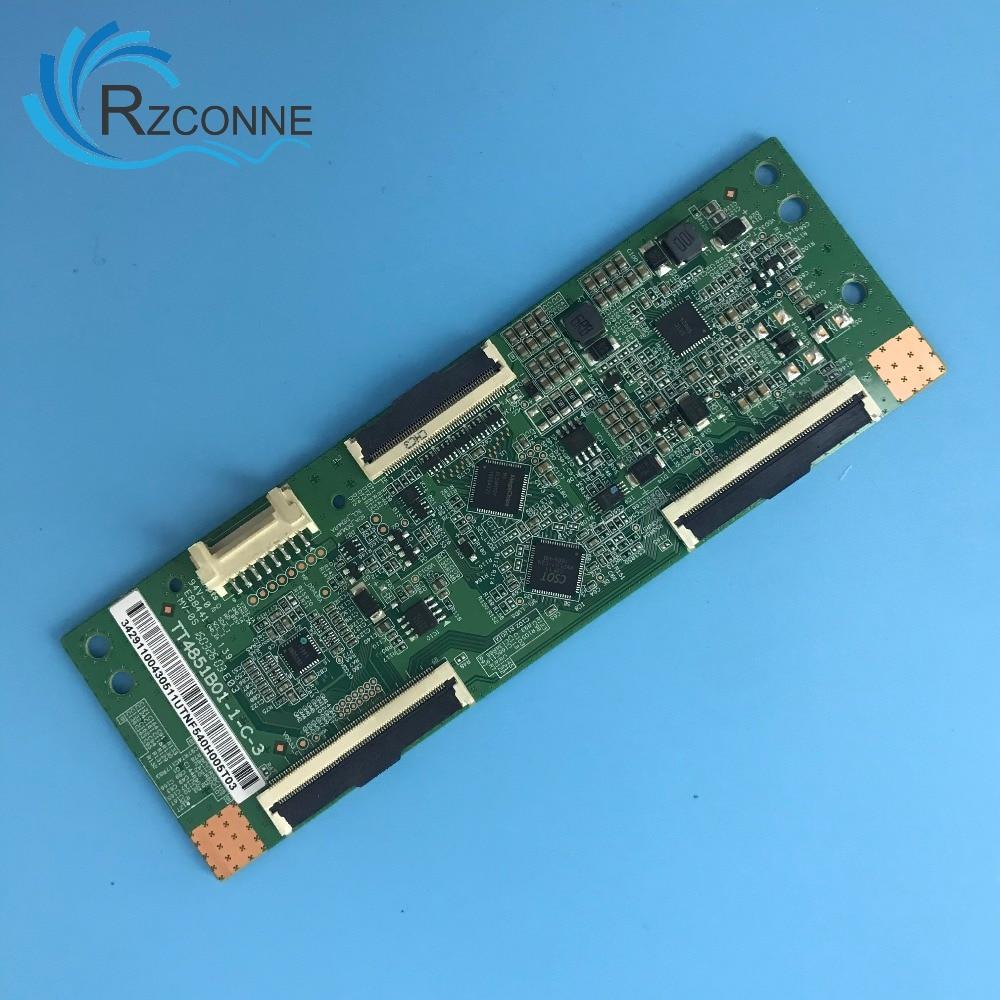 Logic Board Card Supply For Samsung TT4851B01-1-C-3 UA49K5300AJXXZ T-con Board CY-FK049BNHV1H UE49K5100AK UE49K5510AK