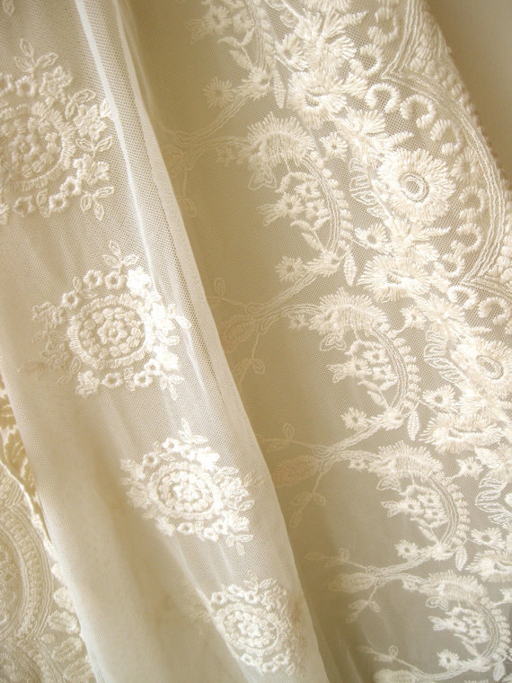 Popular Vintage Lace Curtains-Buy Cheap Vintage Lace Curtains lots ...