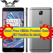"New Original Oneplus 3 one plus 3T Mobile Phone 6GB RAM 64GB ROM Snapdragon 820 Quad Core 5.5"" HD Android 6.0 LTE Fingerprint"
