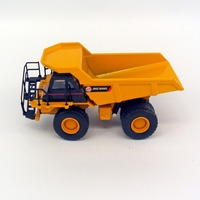 Jing Bang 1 60 Alloy Simulation Mining Truck Model Toy Car Dumper Heavy Transport Truck Gifts