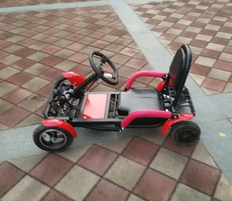 folding go kart escooter3