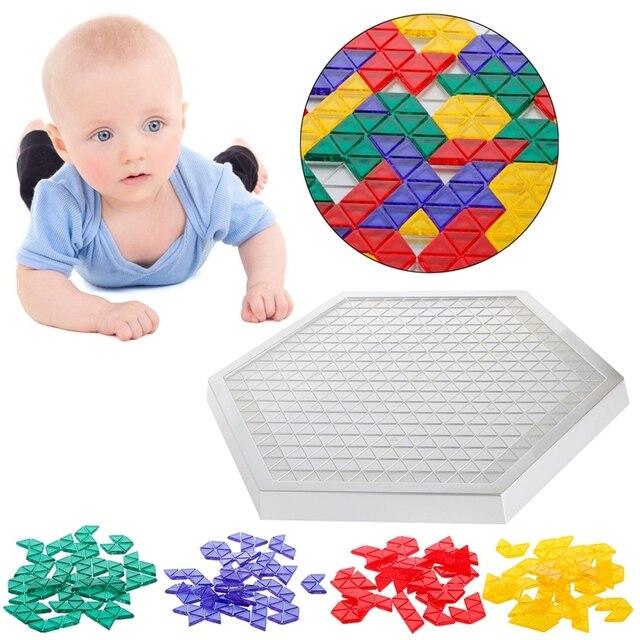 Blokus шестиугольная Версия Настольная игра обучающая игрушка подарок для детей семья