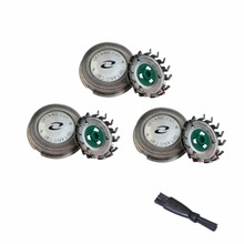 3pcs HQ64 Replace Head razor blade for philips electric Shaver HQ54 HQ6070 HQ6073 7310XL PT710 HQ7325 HQ7340 PT715 PT725 PT720 цена