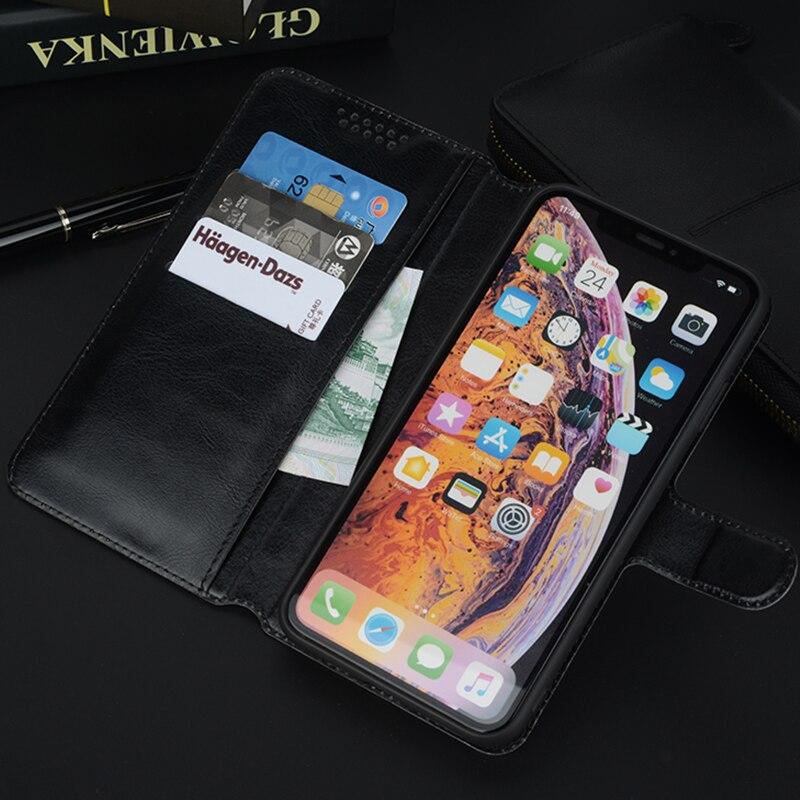 2019 Nieuwste Ontwerp Luxe Leather Wallet Case Voor Huawei Y3 Y5 Y6 Y3ii Y5ii Y6ii Y7 Y9 Prime Pro Lite 2017 2018 2019 Stand Flip Case Telefoon Cover Om Digest Greasy Food Te Helpen