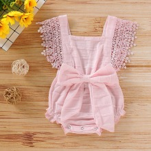 gxmjxdgmlndcp Newborn Girl Crochet Lace Cotton Toddler