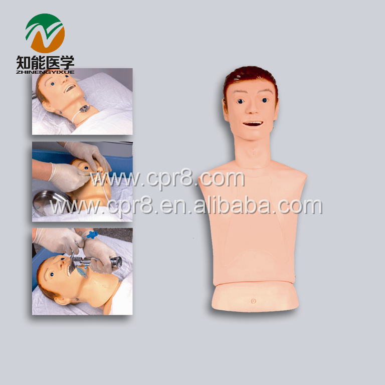 BIX-H70/1 Advanced Nasogastric Tube And The Trachea Nursing Model MQ090 advanced full function nursing training manikin with blood pressure measure bix h2400 wbw025
