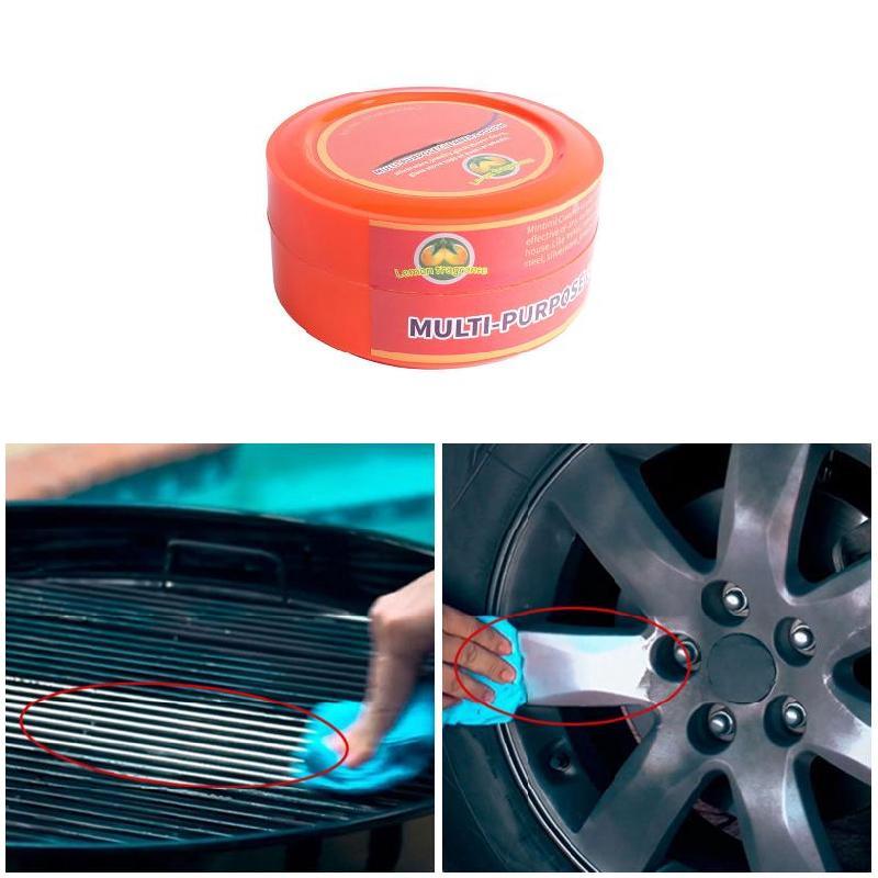 ¡Haga la promoción! Limpiador multiusos pasta de cera pulimento del coche limpieza cuidado encerado pulido herramienta