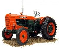 Редкий 1:16 SOM.40 H классический трактор сплав фермы модель автомобиля сплав Коллекционная модель