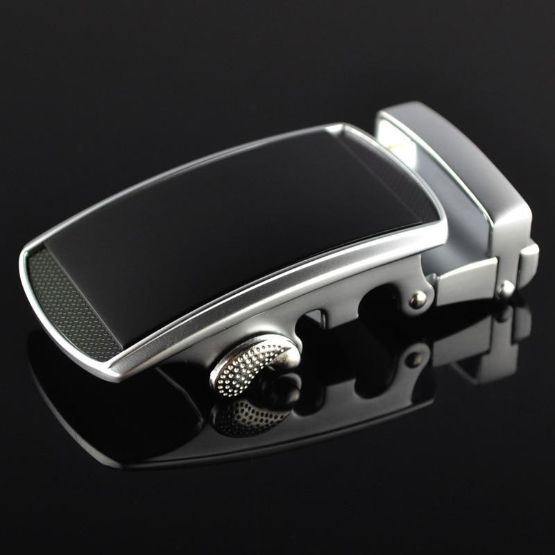 Genuine Men's Belt Head,Belt Buckle,Leisure Belt Head Business Accessories Automatic Buckle Width3.5CM Luxury Fashion LY125-0185