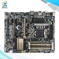 Para asus sabertooth z77 original motherboard desktop usado para não incluir armadura térmica para intel z77 lga 1155 ddr3 32g usb3.0 ATX