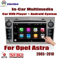 Auto GPS Navigation For Opel Astra H 2005~2010 Car Android Multimedia Player DVD Radio Stereo AMP BT USB SD AUX WIFI HD Screen