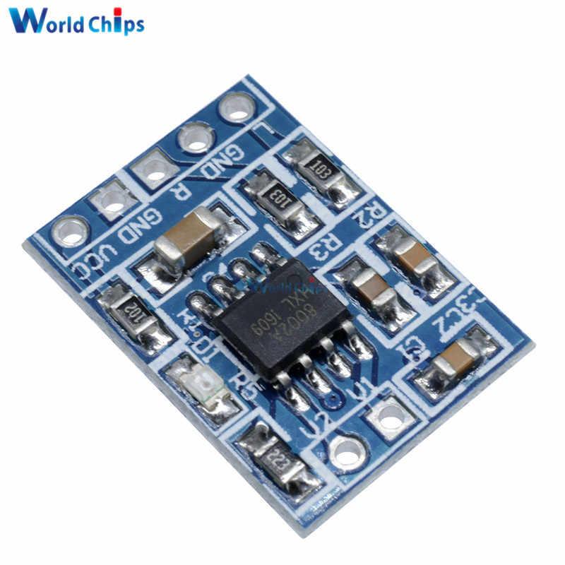 2 pièces HXJ8002 carte amplificateur de puissance remplacer PAM8403 Mini Module amplificateur vocal Audio 2-5.5V 3W monocanal