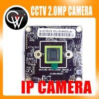 IPC 720P 1/3 SONY IMX225 sensor Hi3518 CCTV IP Camera Module Board for cctv ip camera