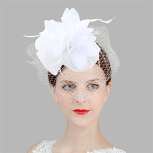 Cocktail Party Wedding Hat Bride Headwear