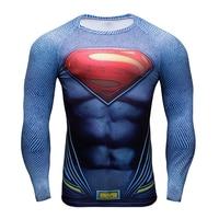 Hot Sale 3D Superman/Batman/Spiderman/Deadpool Men T Shirt 243#